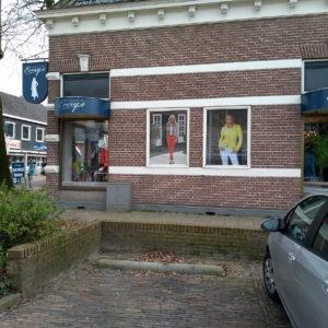 one way vision folie - richtprijs per raam 110,-,-