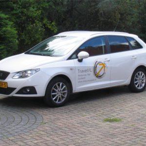 auto belettering - richtprijs € 330,-