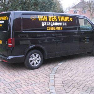 bus reclame - richtprijs € 390,-