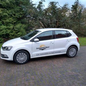 auto belettering - richtprijs 292,-