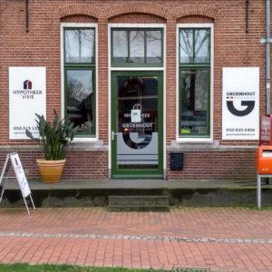 bord Hypotheek Visie - richtprijs - 150,-